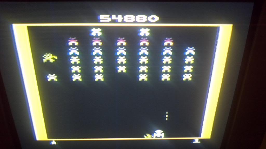 Liduario: Galaxian (Atari 2600 Novice/B) 54,880 points on 2013-09-18 15:56:39
