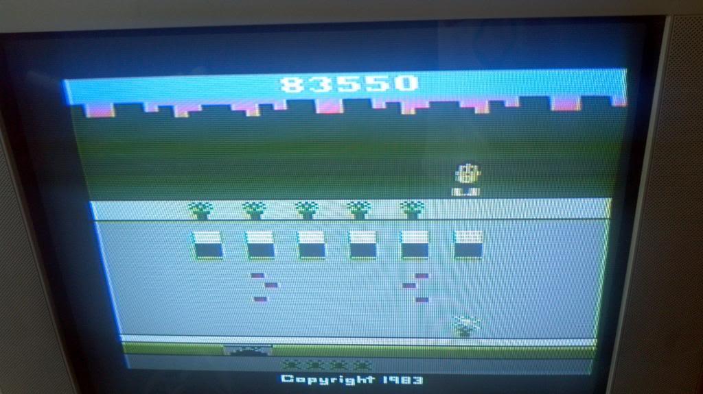 Liduario: Crackpots (Atari 2600) 83,550 points on 2013-09-18 16:18:03