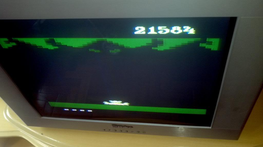 Liduario: Subterranea (Atari 2600 Novice/B) 21,584 points on 2013-09-18 16:20:18