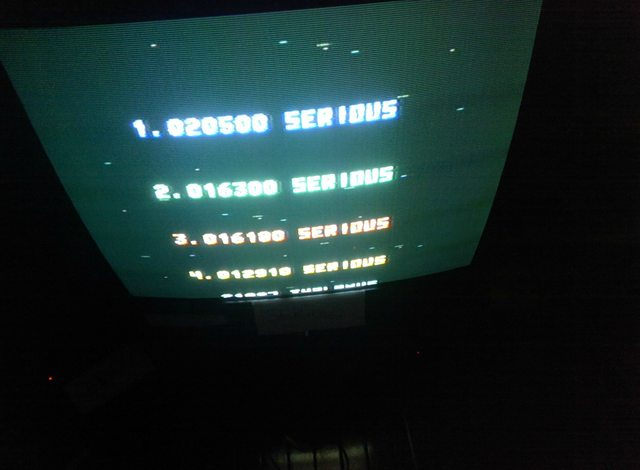 Serious: Delta (Commodore 64) 20,500 points on 2014-01-23 20:11:04