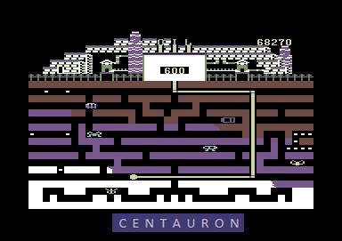 Centauron: Oil