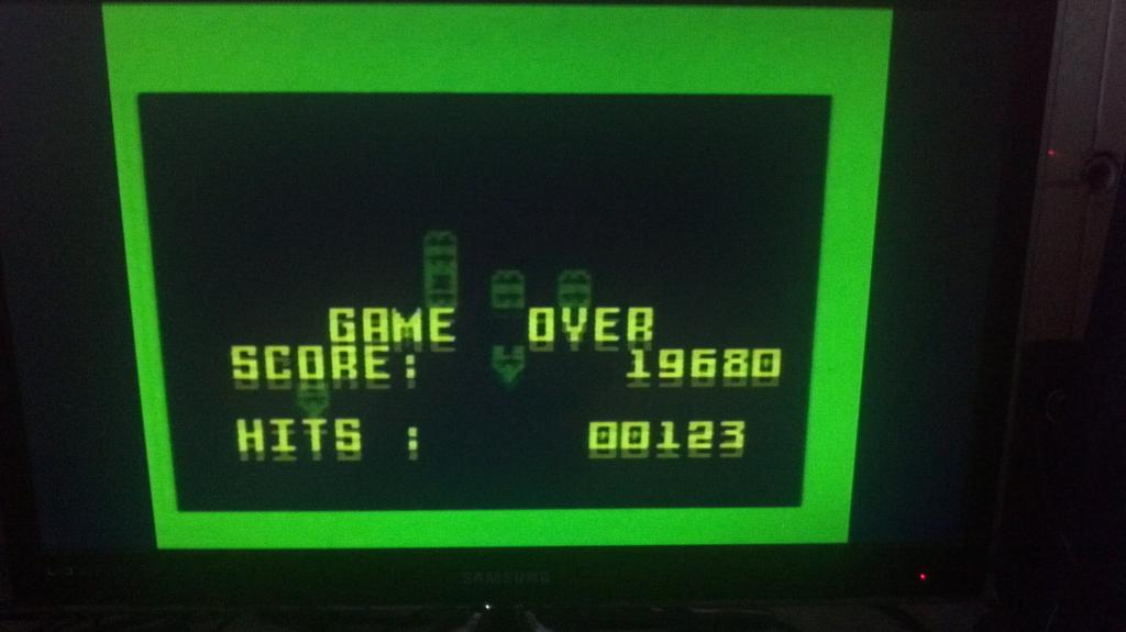 Mission X: Game Disc [Hardest] 19,680 points