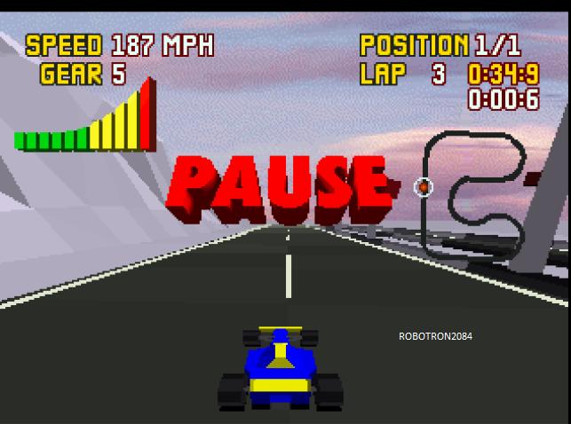 Robotron2084: Checkered Flag: Arctic Run [Free Practice] (Atari Jaguar Emulated) 0:00:34.9 points on 2014-01-30 18:34:54