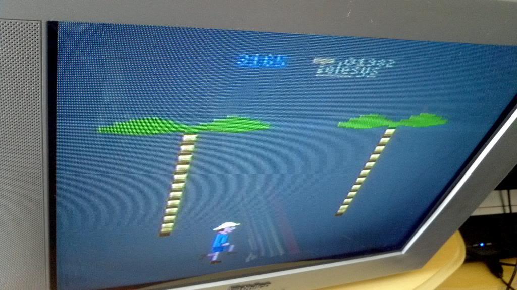 Liduario: Coconuts (Atari 2600 Novice/B) 3,165 points on 2013-09-19 07:17:35