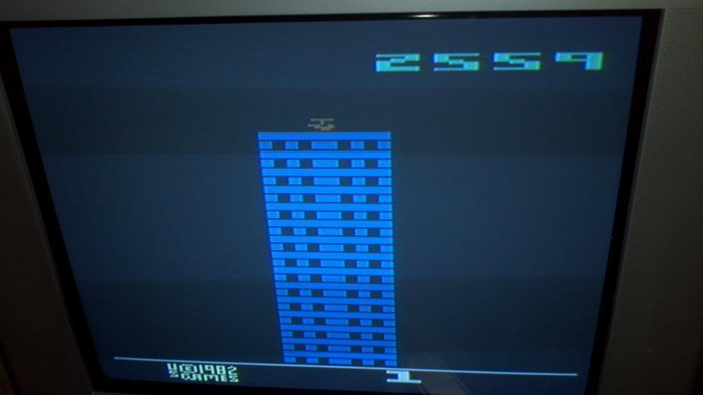 Liduario: Towering Inferno (Atari 2600 Novice/B) 2,559 points on 2013-09-19 07:45:53