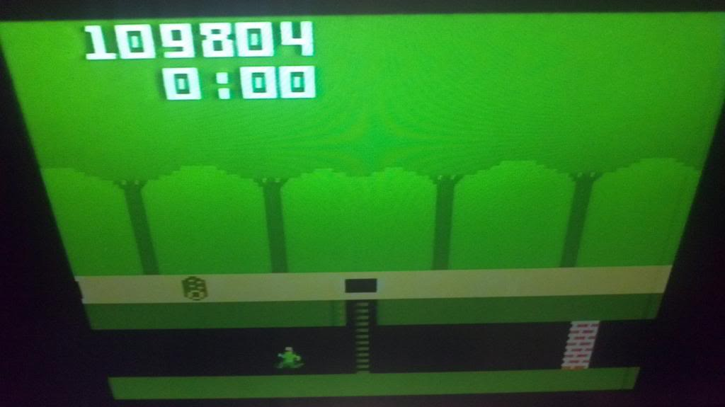 Pitfall 109,804 points
