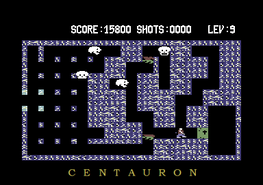 Centauron: Lady Tut (Commodore 64 Emulated) 15,800 points on 2014-02-14 18:02:01