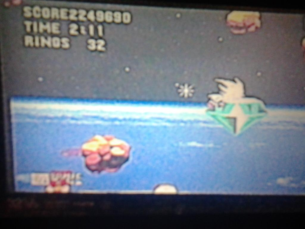 Sonic and Knuckles 2,249,690 points