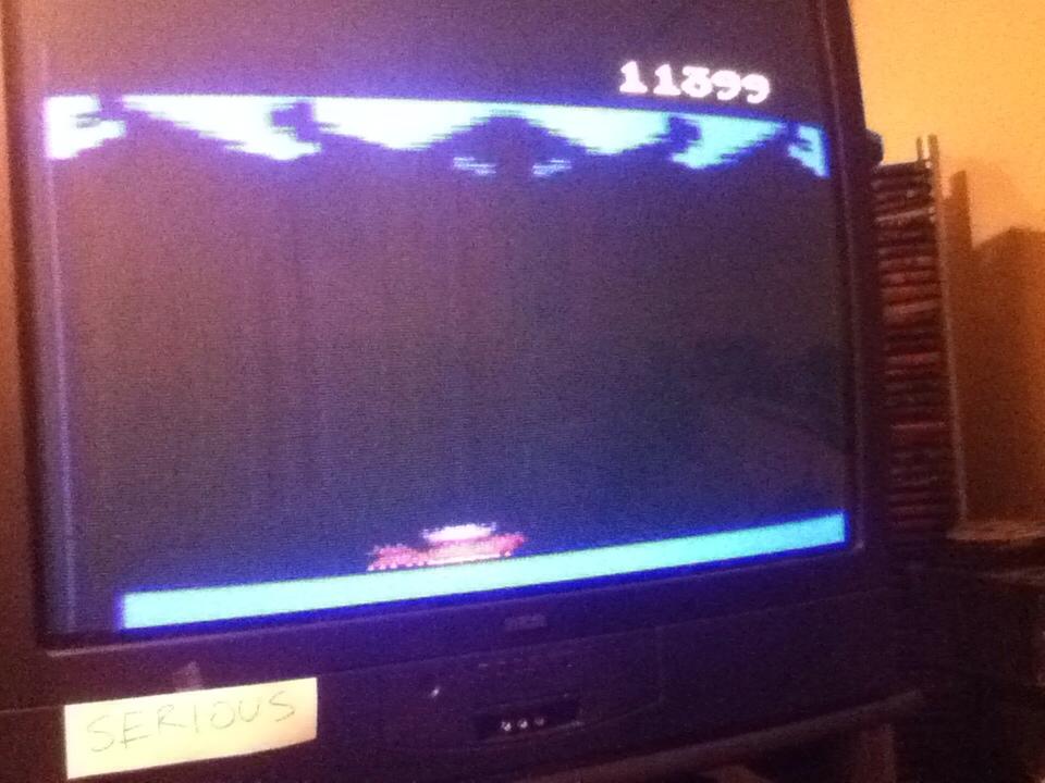 Serious: Subterranea (Atari 2600 Expert/A) 11,399 points on 2013-08-22 11:23:55