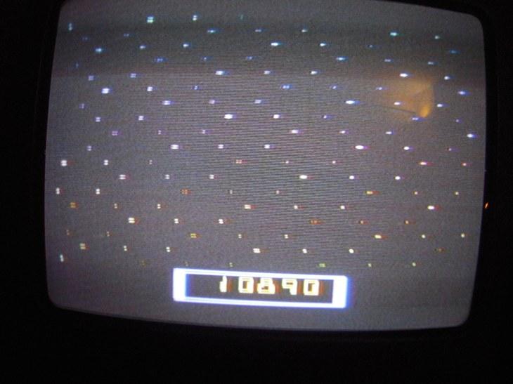 Cosmic Ark 10,890 points