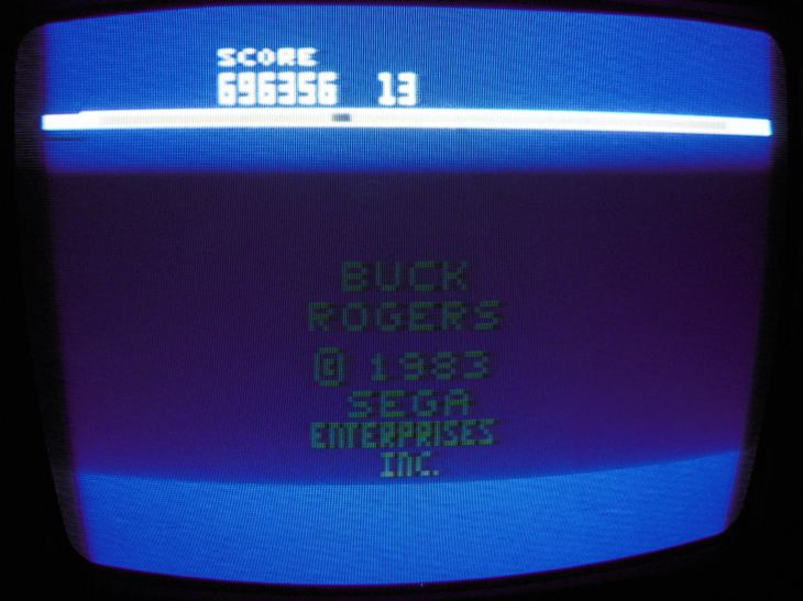Buck Rogers: Planet of Zoom 696,356 points