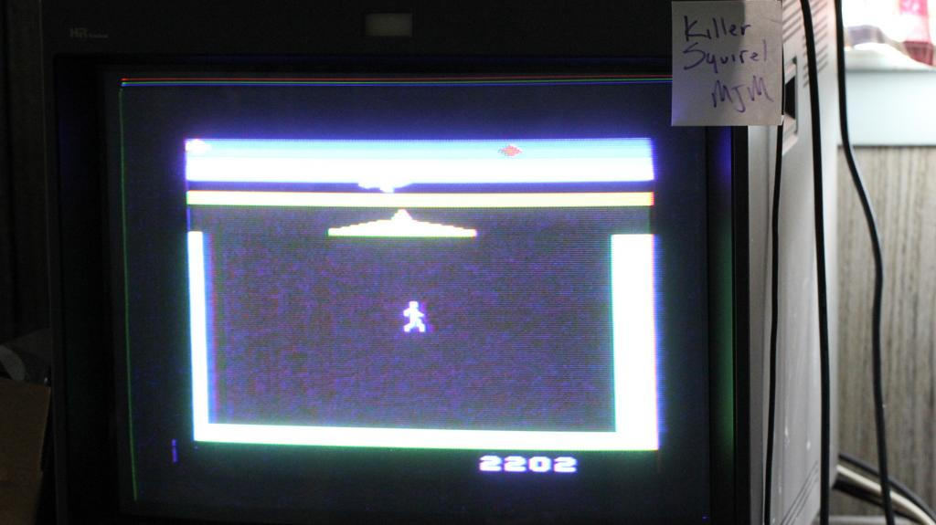 killersquirel: Lost Luggage (Atari 2600 Expert/A) 2,202 points on 2013-09-21 12:18:07