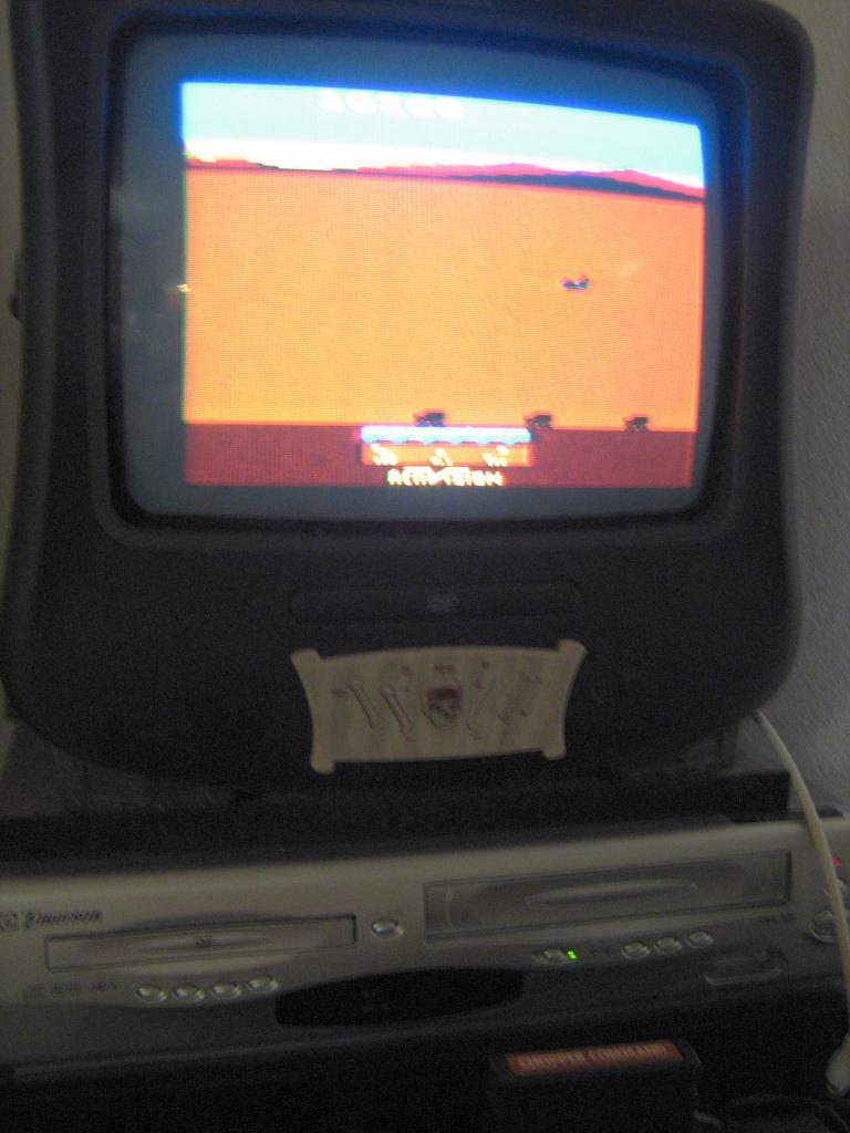 arenafoot: Chopper Command (Atari 2600 Novice/B) 16,100 points on 2014-02-26 22:50:32