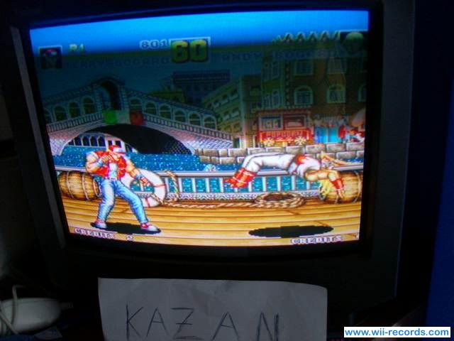 Fatal Fury Special 801 points