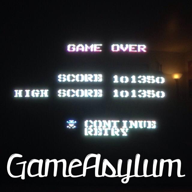 Gunsmoke 101,350 points