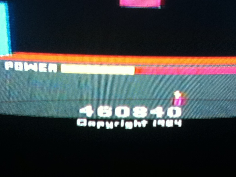 Botbird208: H.E.R.O. (Atari 2600 Novice/B) 460,840 points on 2014-03-01 10:37:07