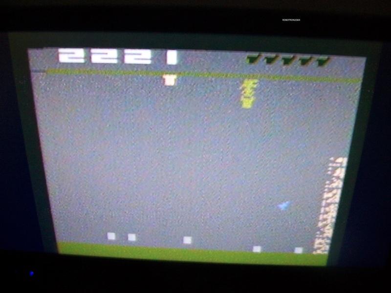 Robotron2084: Cosmic Swarm (Atari 2600 Novice/B) 2,221 points on 2013-09-21 16:05:10