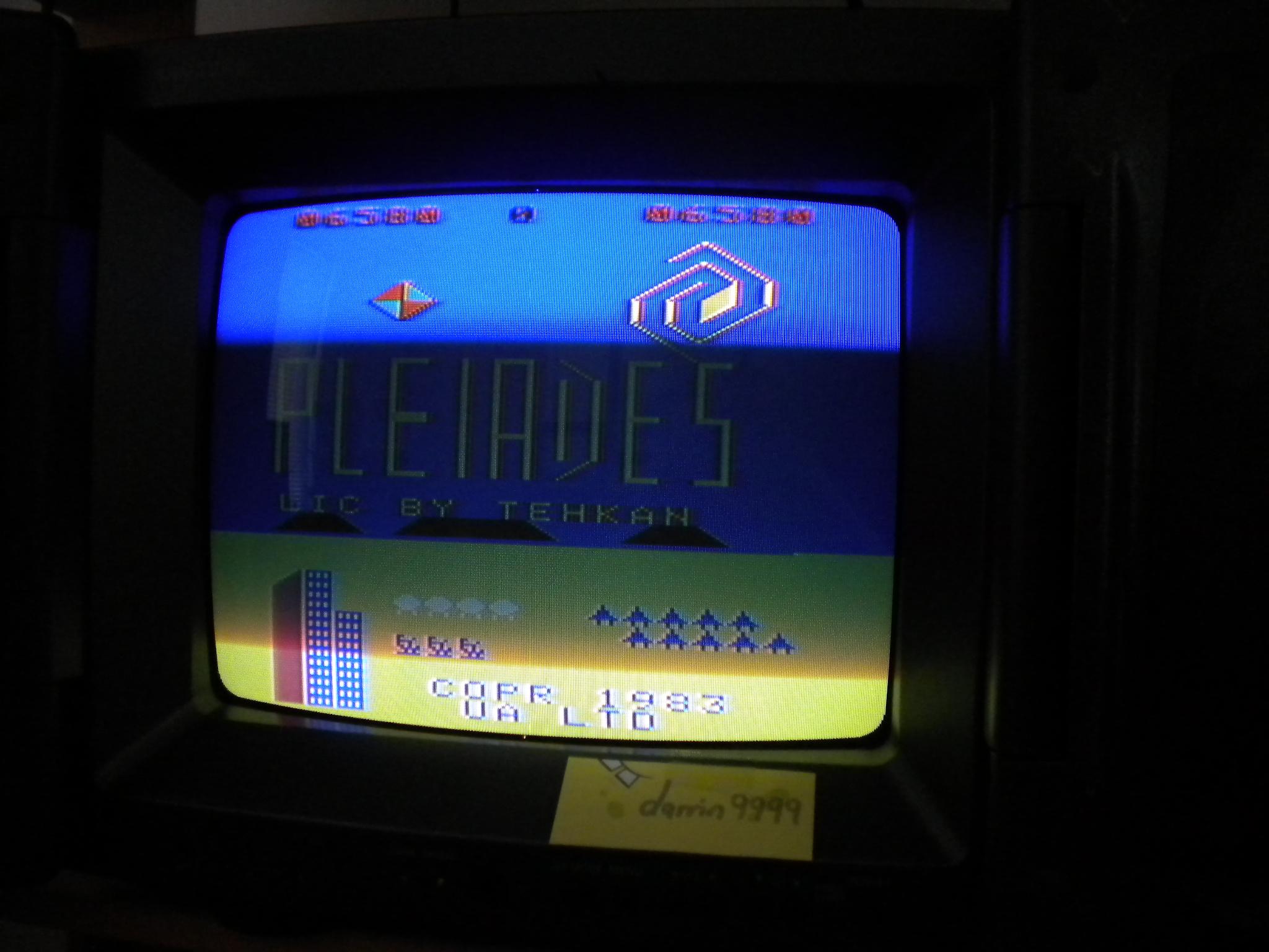 Pleiades 6,580 points