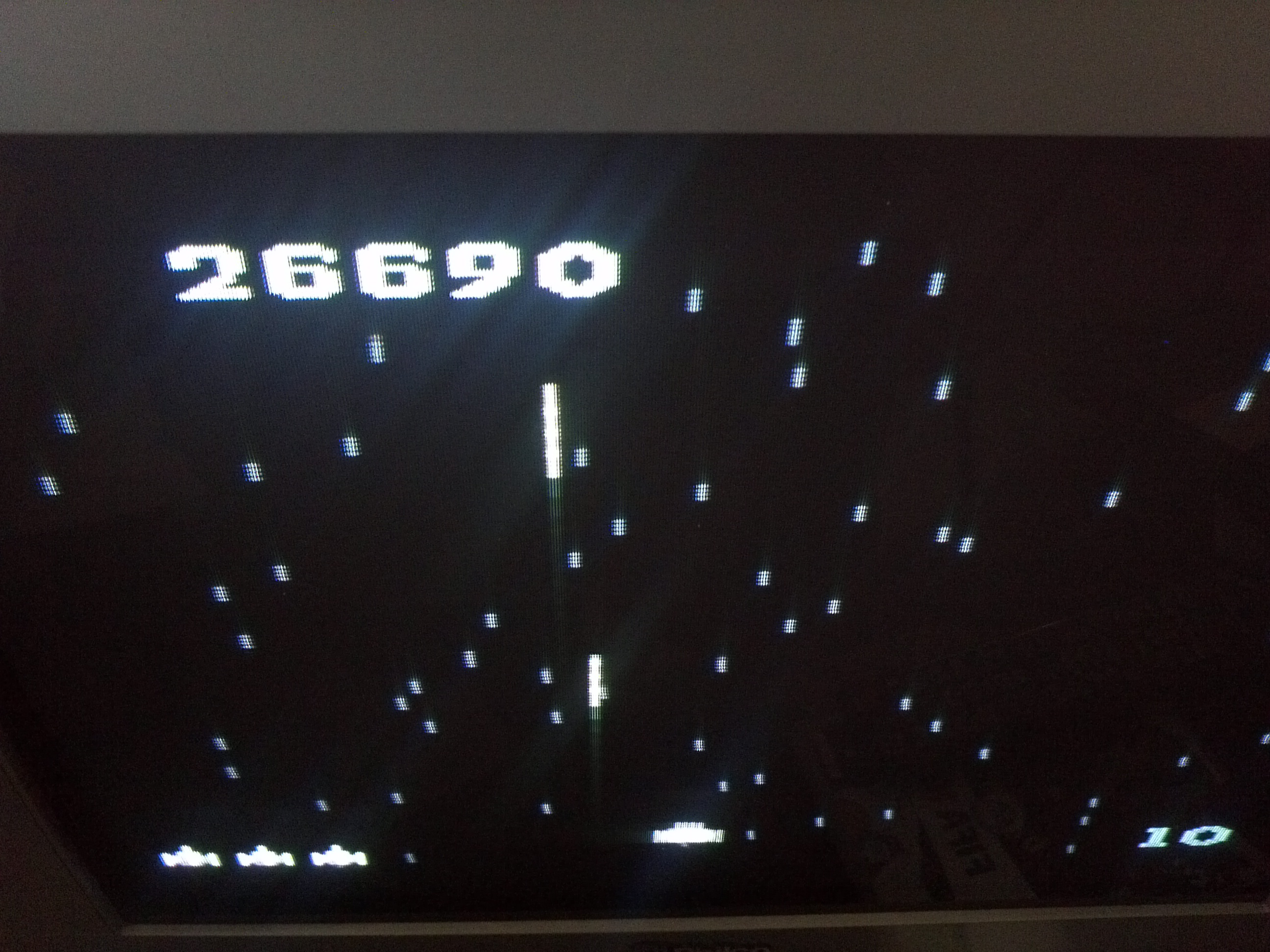 Galaga: Expert 26,690 points