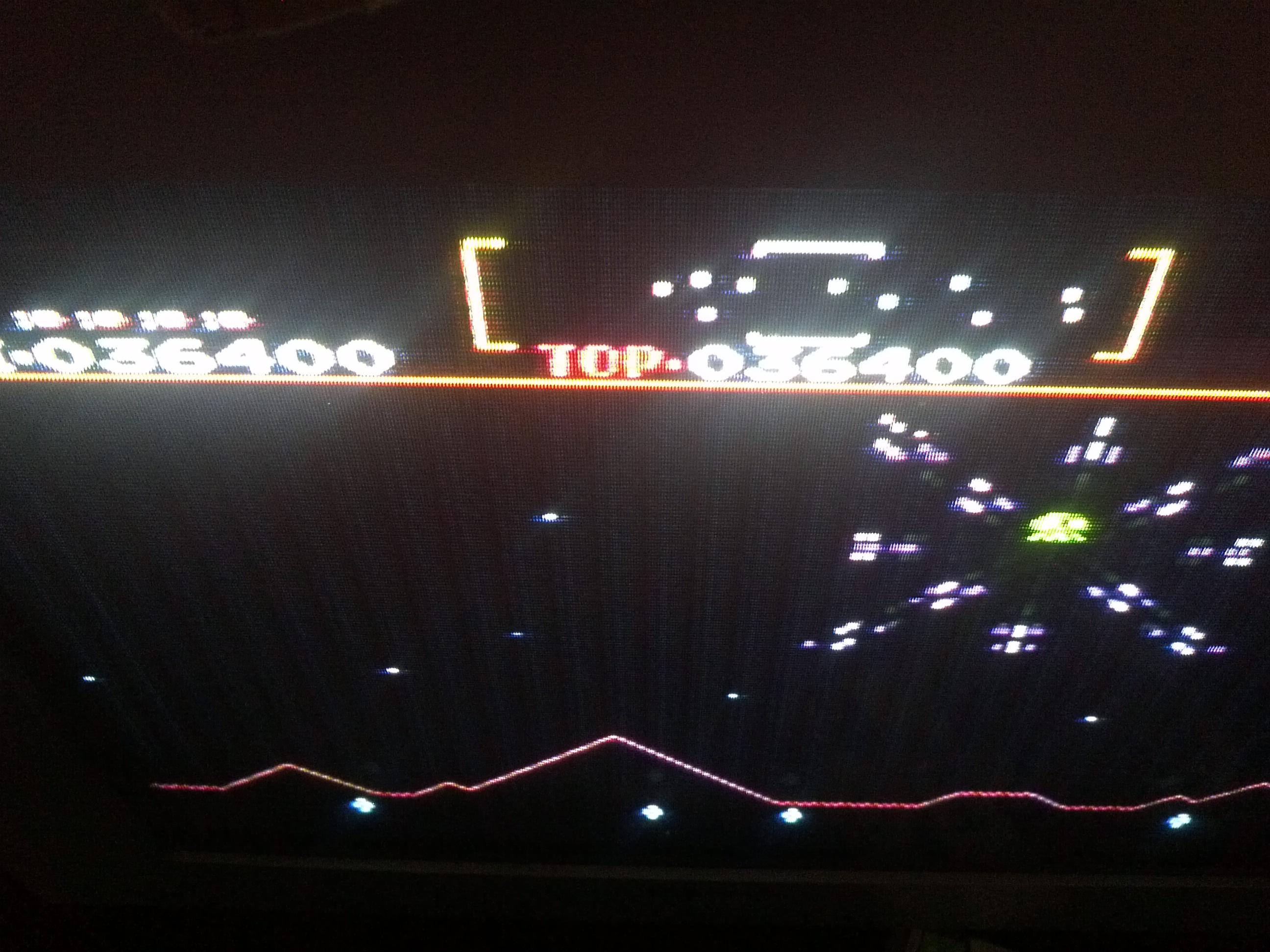 Liduario: Defender II (NES/Famicom) 36,400 points on 2014-03-08 16:36:55