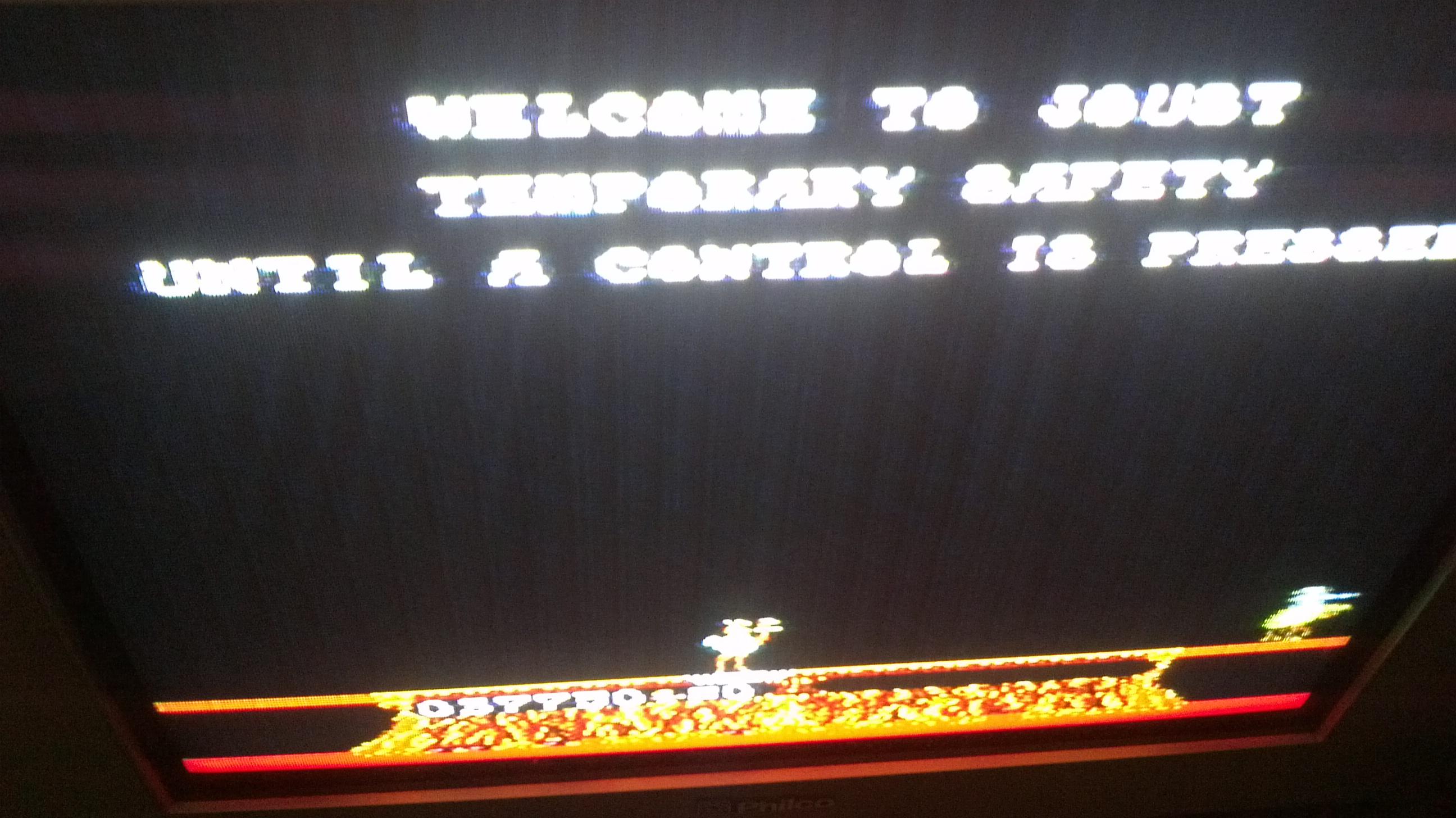Liduario: Joust (NES/Famicom) 37,750 points on 2014-03-10 08:28:06