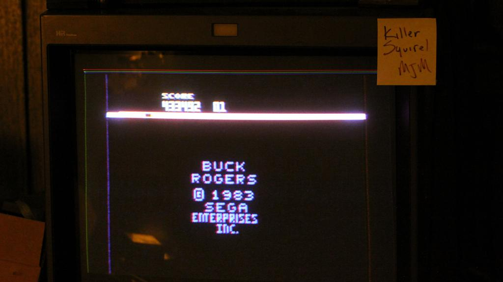 Buck Rogers: Planet of Zoom 433,492 points