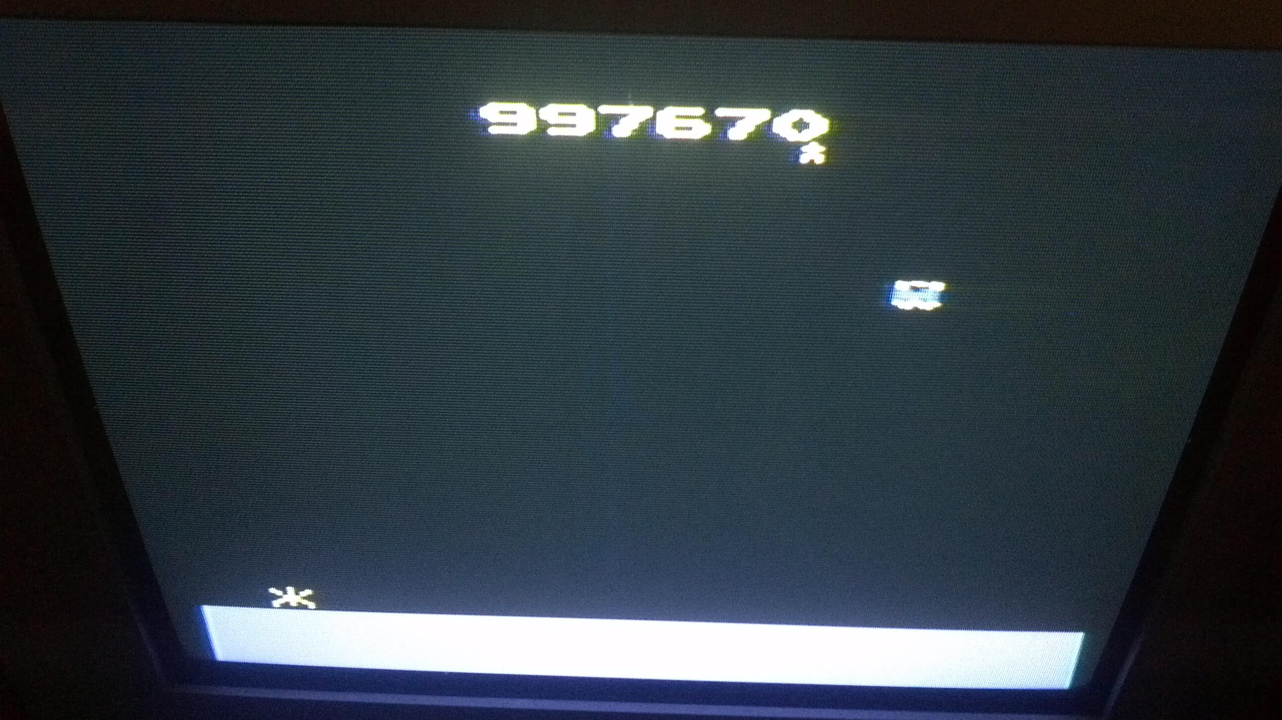 Liduario: Phoenix (Atari 2600 Novice/B) 997,670 points on 2014-03-11 21:08:14