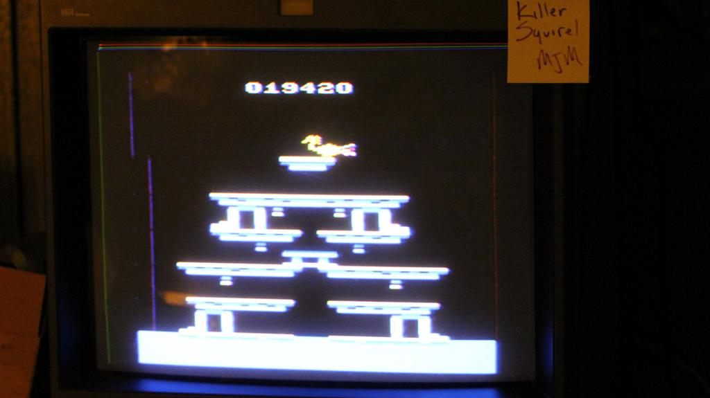 killersquirel: Roc N Rope (Atari 2600 Expert/A) 19,420 points on 2013-09-22 05:00:31
