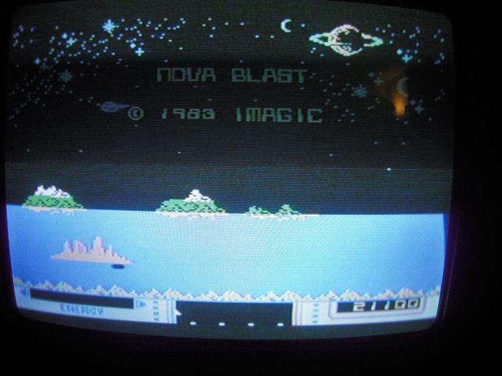 Nova Blast 21,100 points