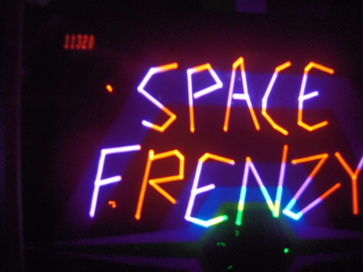 Space Frenzy 11,320 points