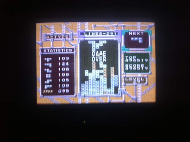 Stiban79: Tetris: Lines (SNES/Super Famicom) 291 points on 2014-03-19 14:08:28