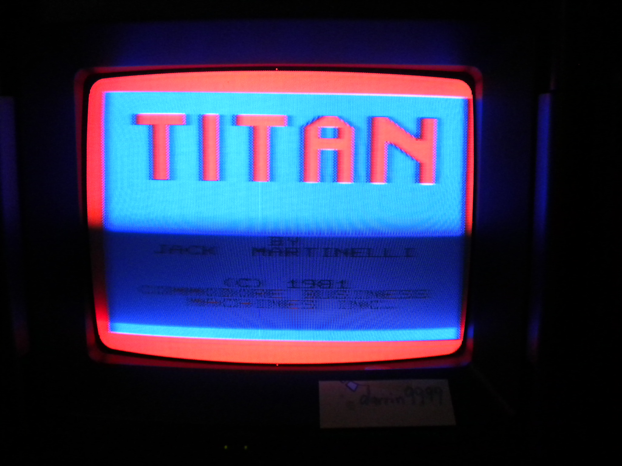 Titan 10,200 points