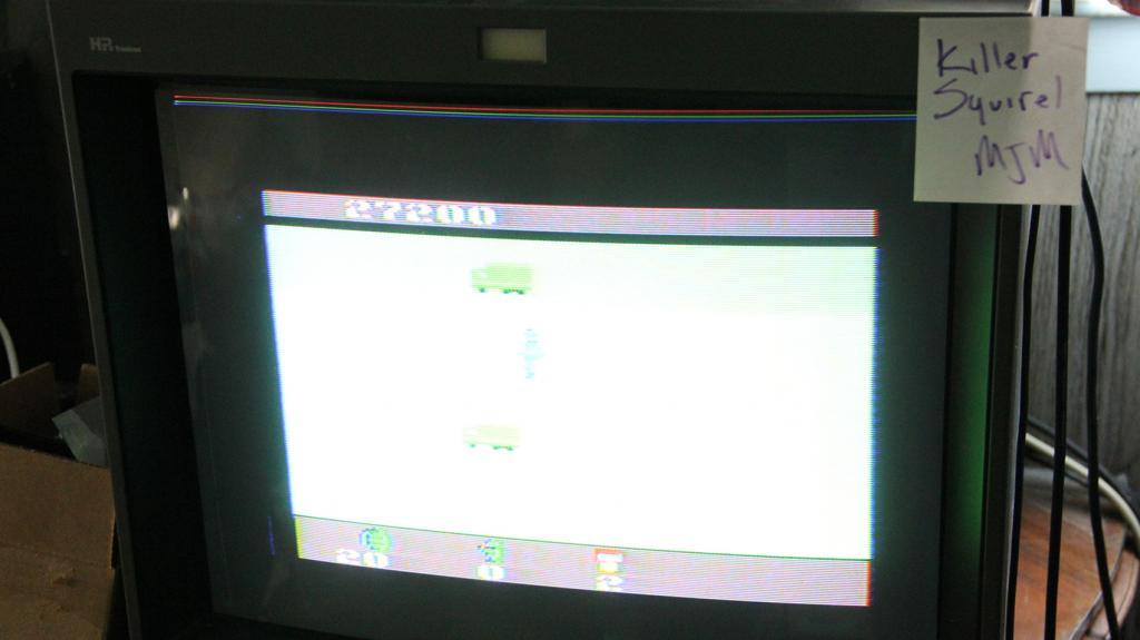 killersquirel: Commando (Atari 2600) 27,200 points on 2013-09-23 11:21:49