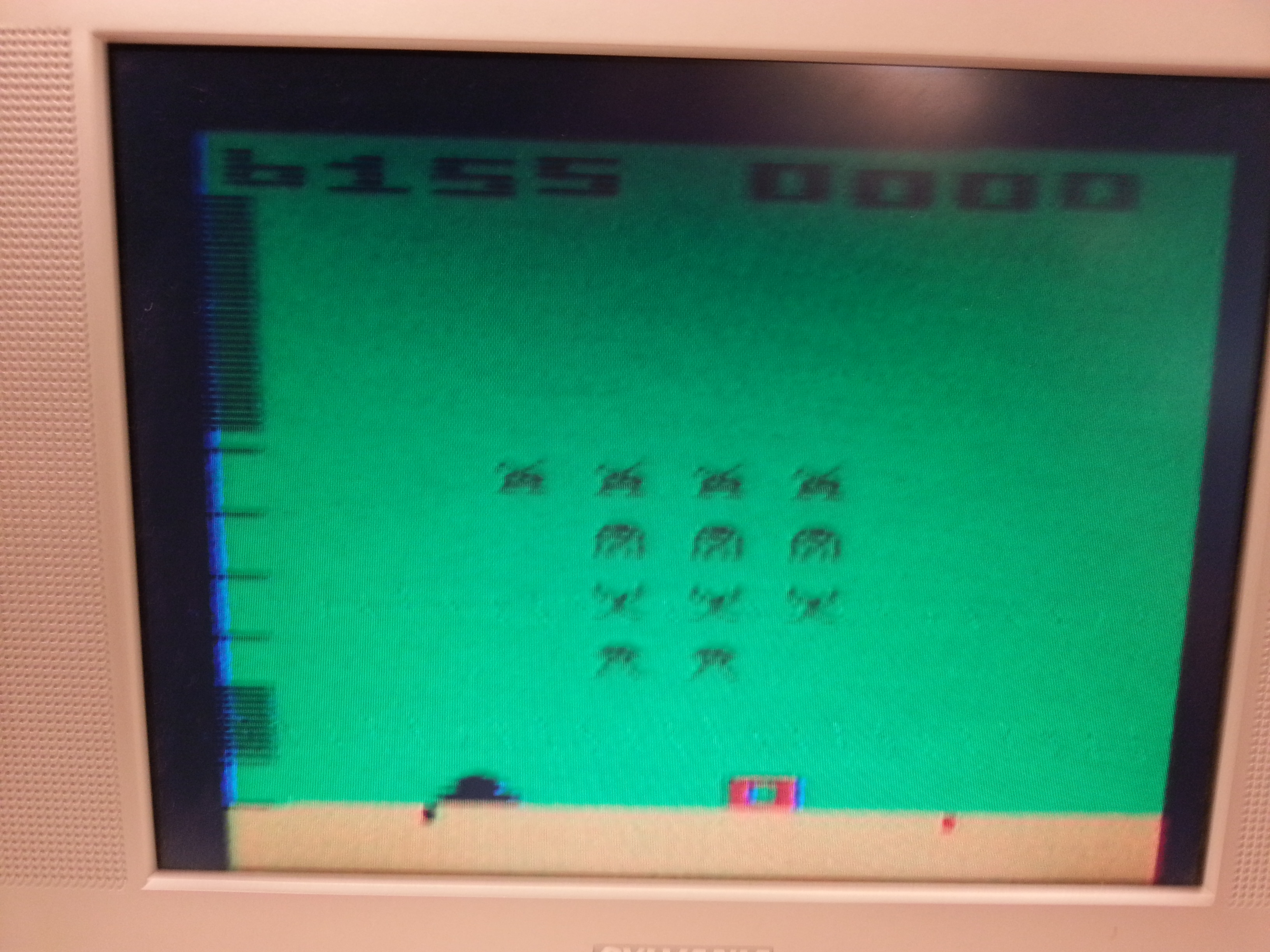AdulasNast: Space Invaders (Atari 2600 Expert/A) 6,155 points on 2014-03-28 11:05:46