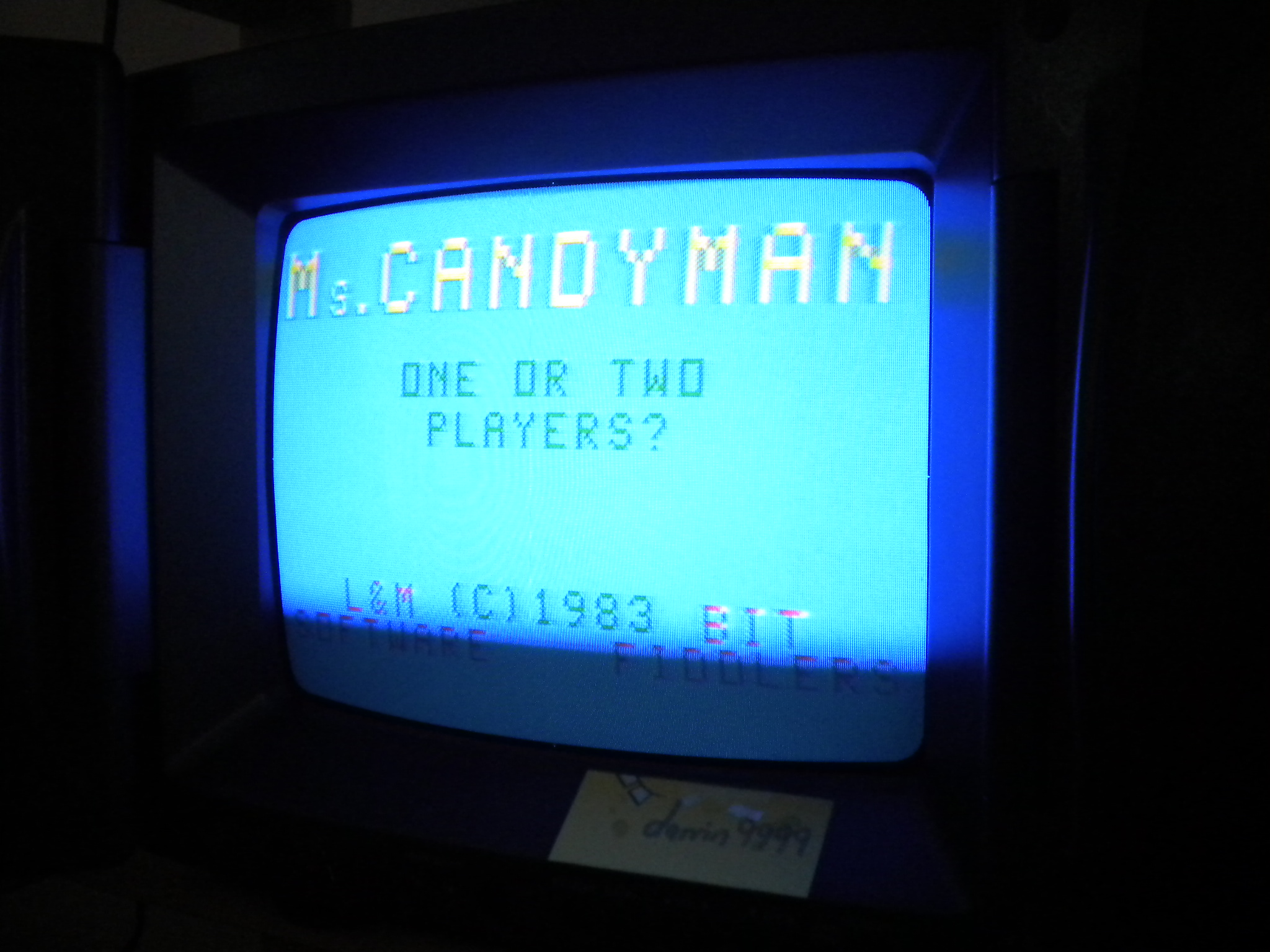 Ms. Candy Man 17,325 points