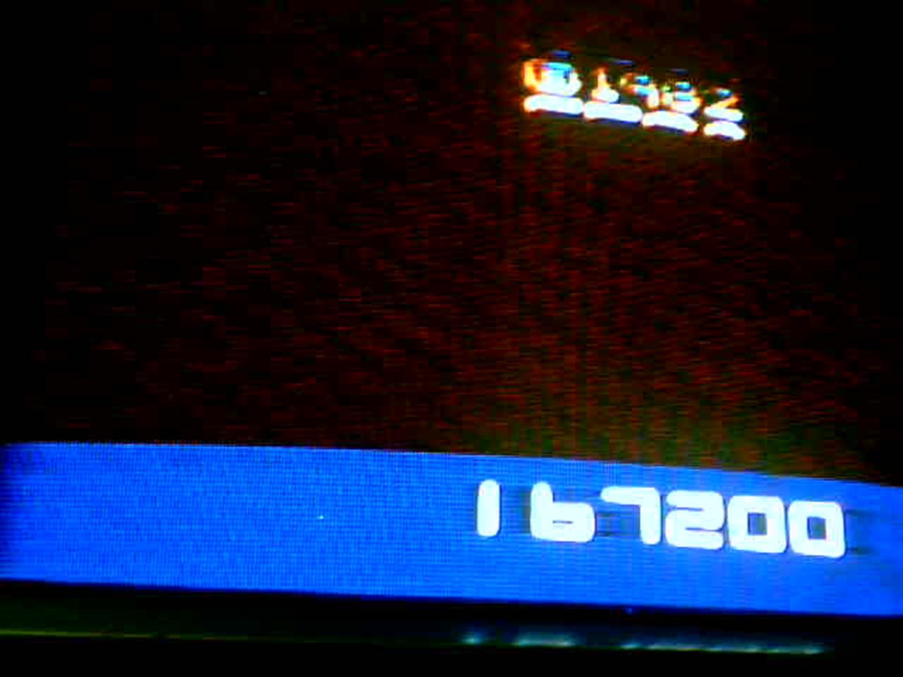 Tac-Scan 167,200 points
