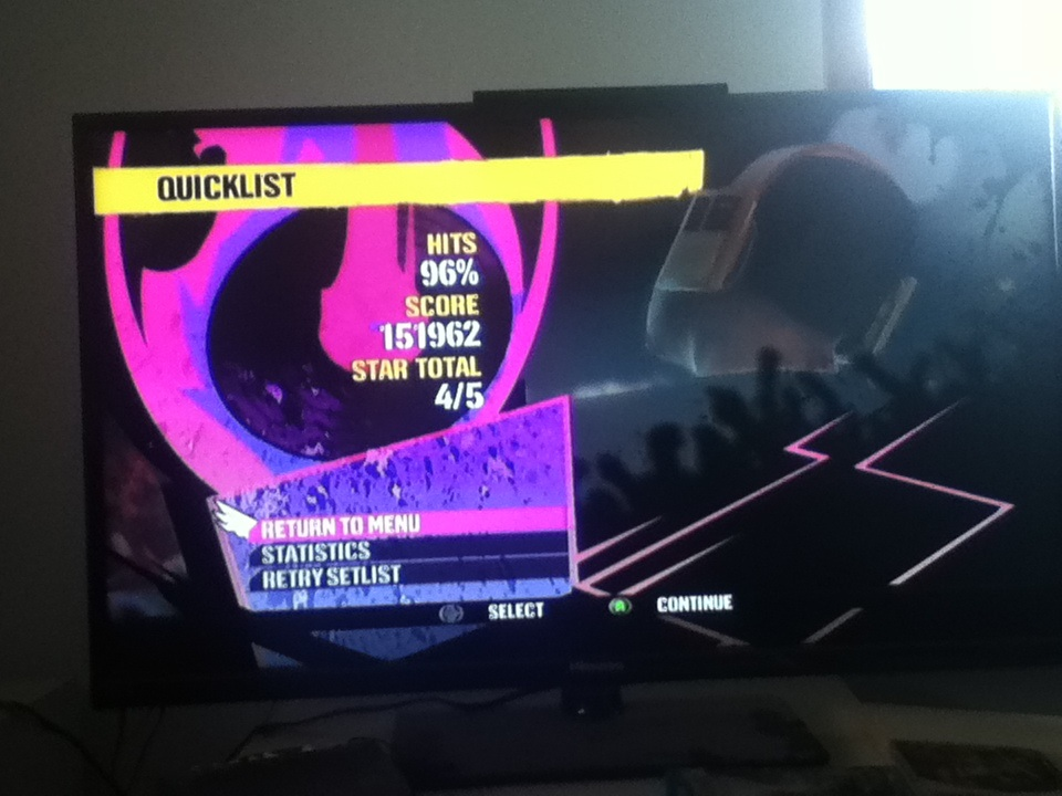 DJ Hero: Fix Up, Look Sharp vs. Organ Donor (Extended Overhaul) [Expert] 151,962 points