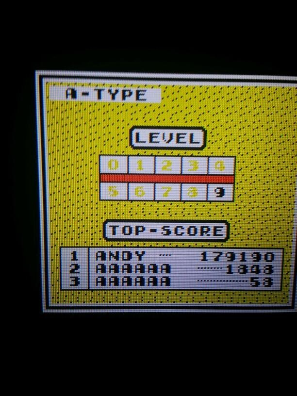 ImplodedAtom: Tetris [Points] (Game Boy) 179,190 points on 2014-03-31 09:24:04