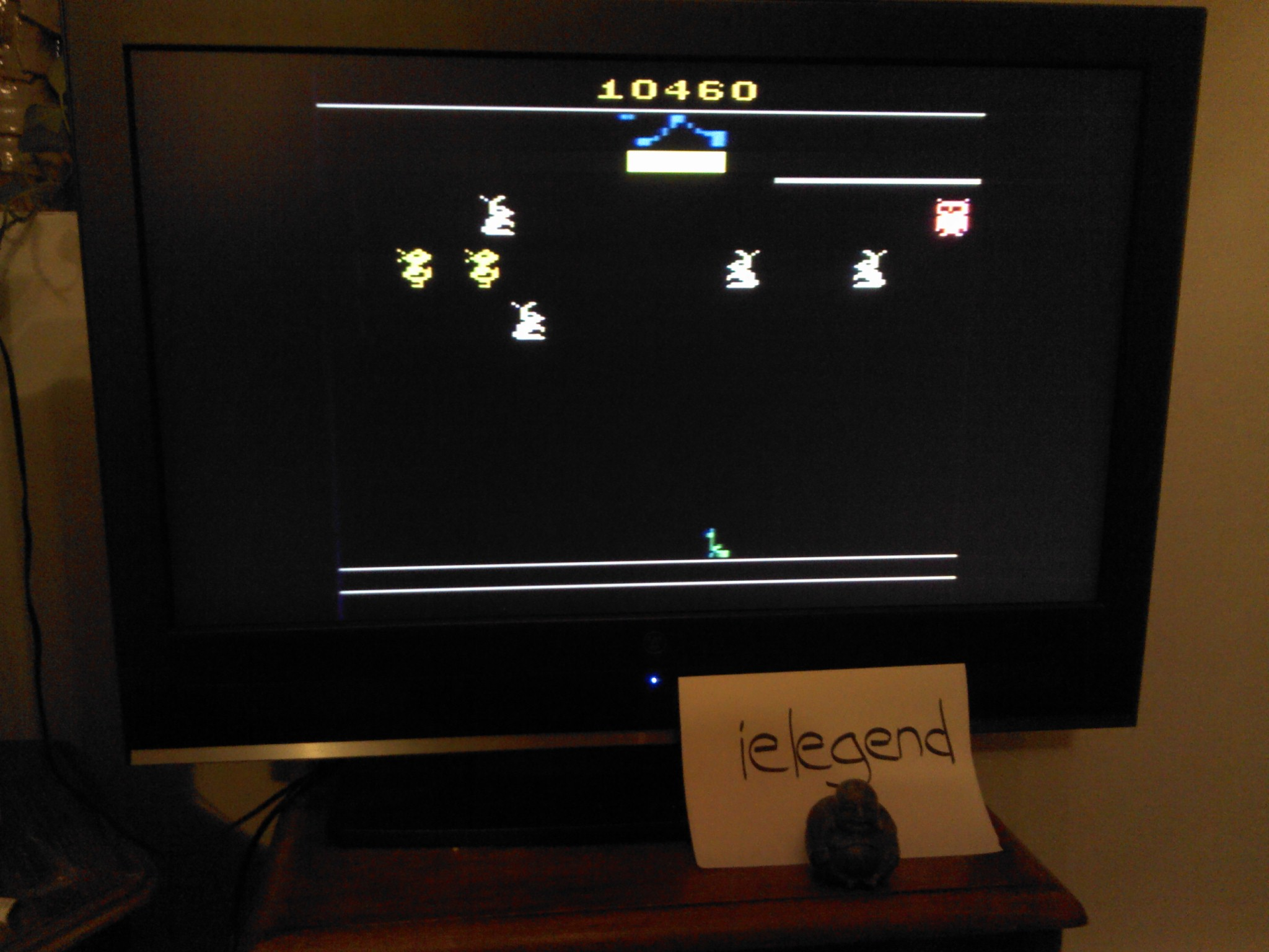 ielegend: Carnival (Atari 2600 Novice/B) 10,460 points on 2014-04-02 15:32:15