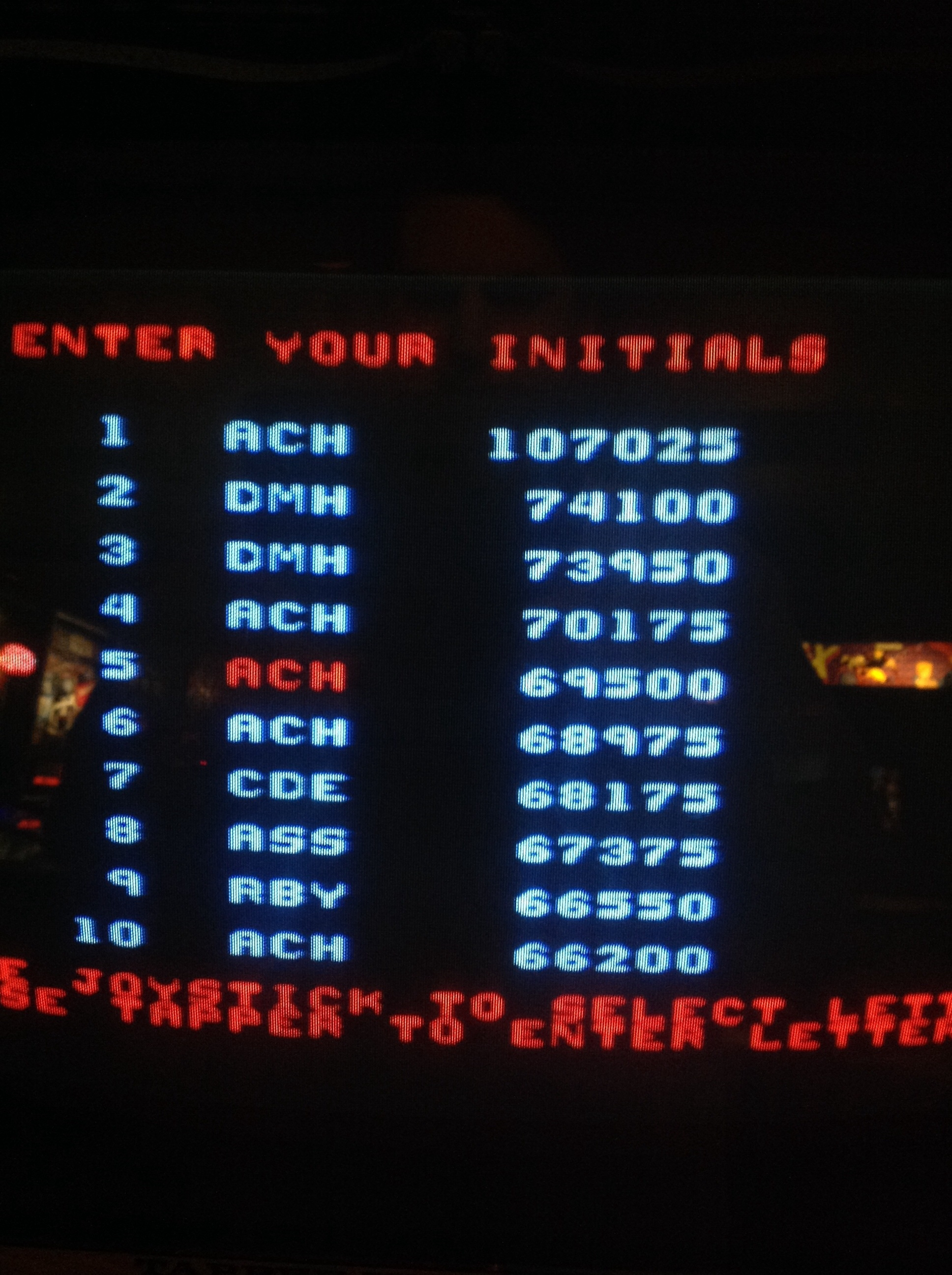 allenhuffman: Tapper (Arcade) 107,025 points on 2014-04-03 21:05:31