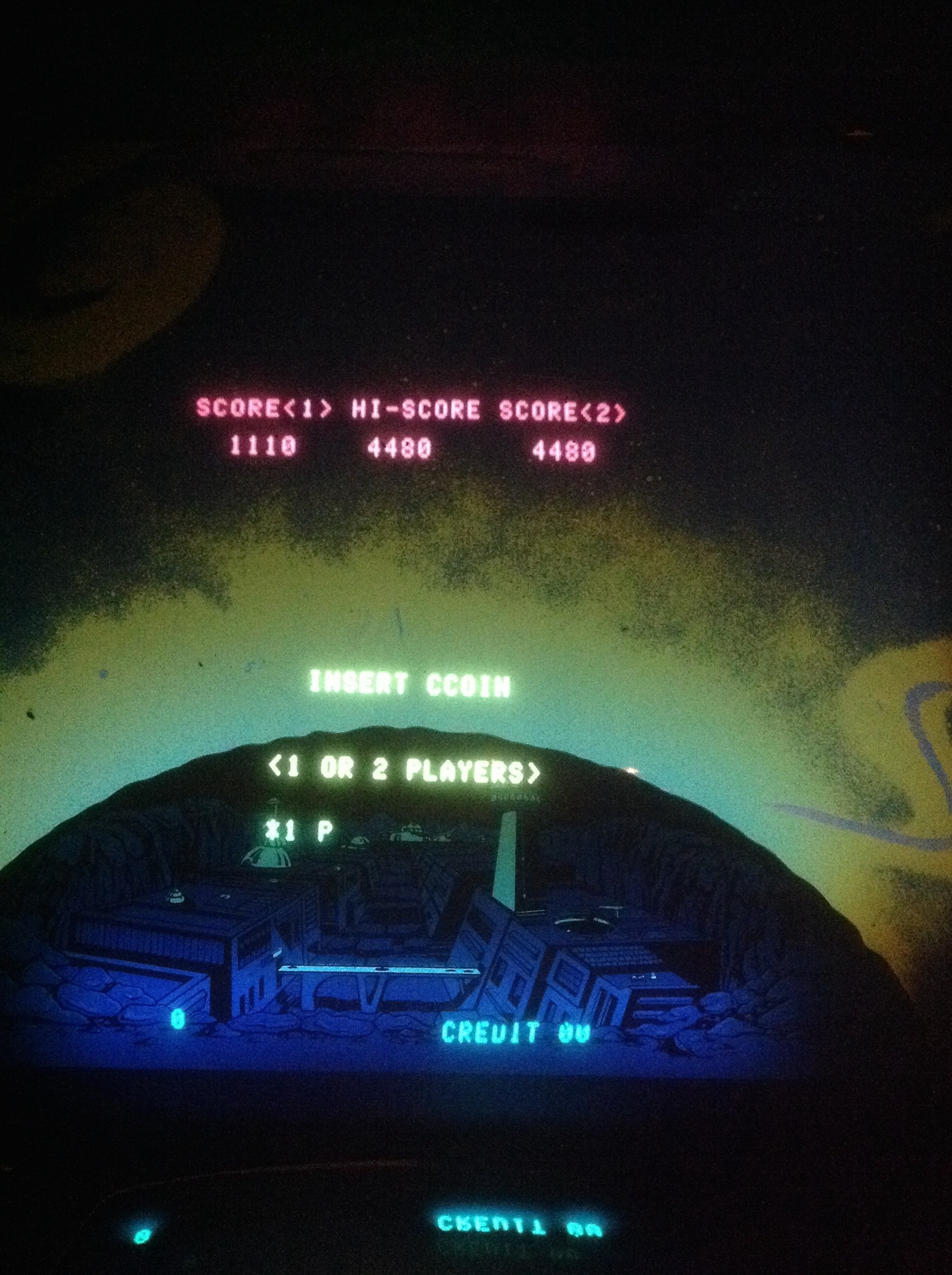 allenhuffman: Space Invaders (Arcade) 4,480 points on 2014-04-03 21:14:30