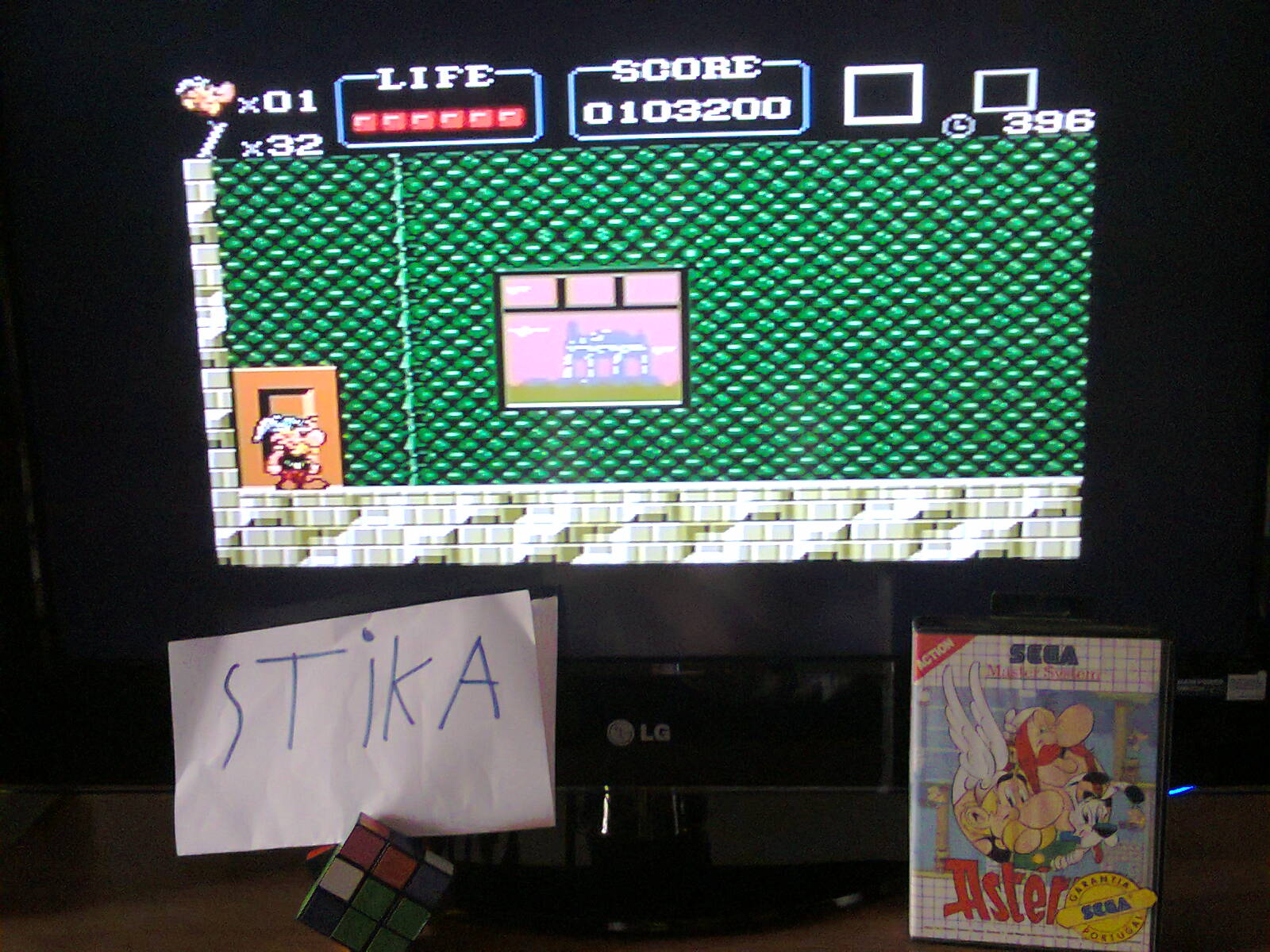 stika: Asterix (Sega Master System) 103,200 points on 2014-04-07 09:57:44