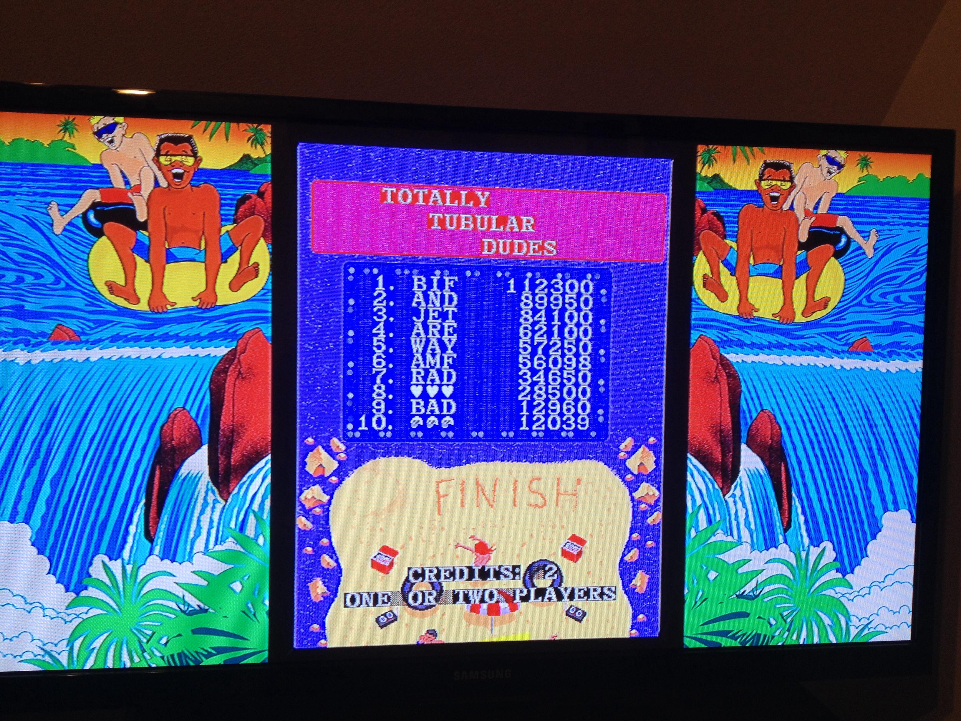 FosterAMF: Midway Arcade Origins: Toobin