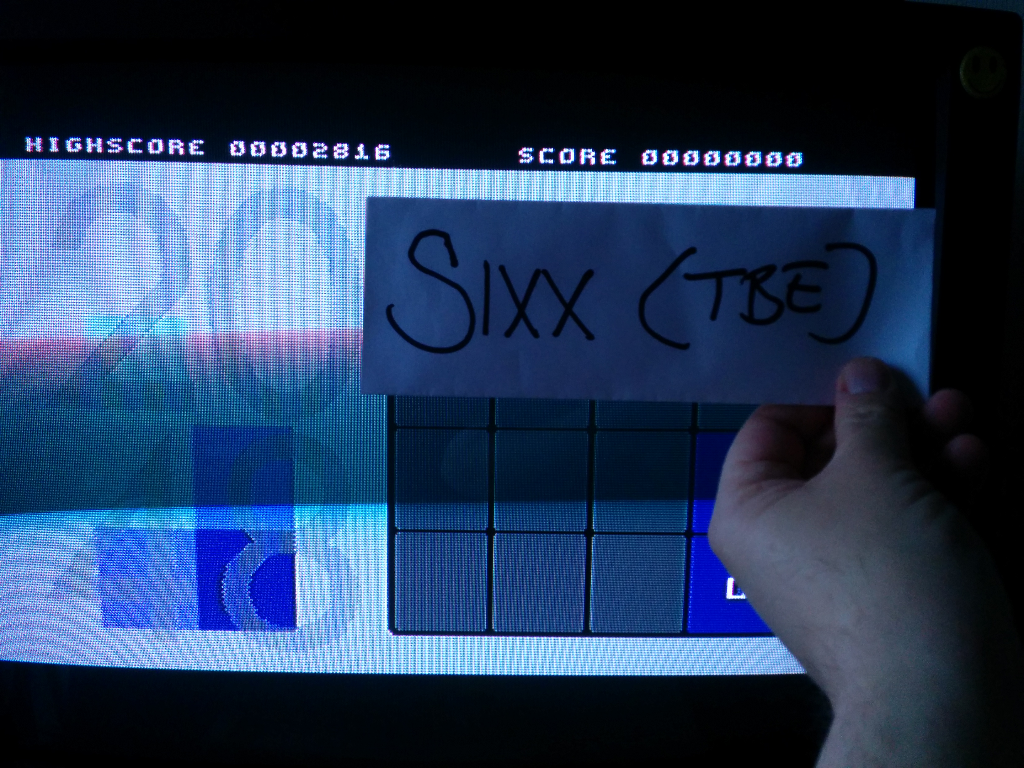 Sixx: 2048 (Commodore 64) 2,816 points on 2014-04-09 03:51:34