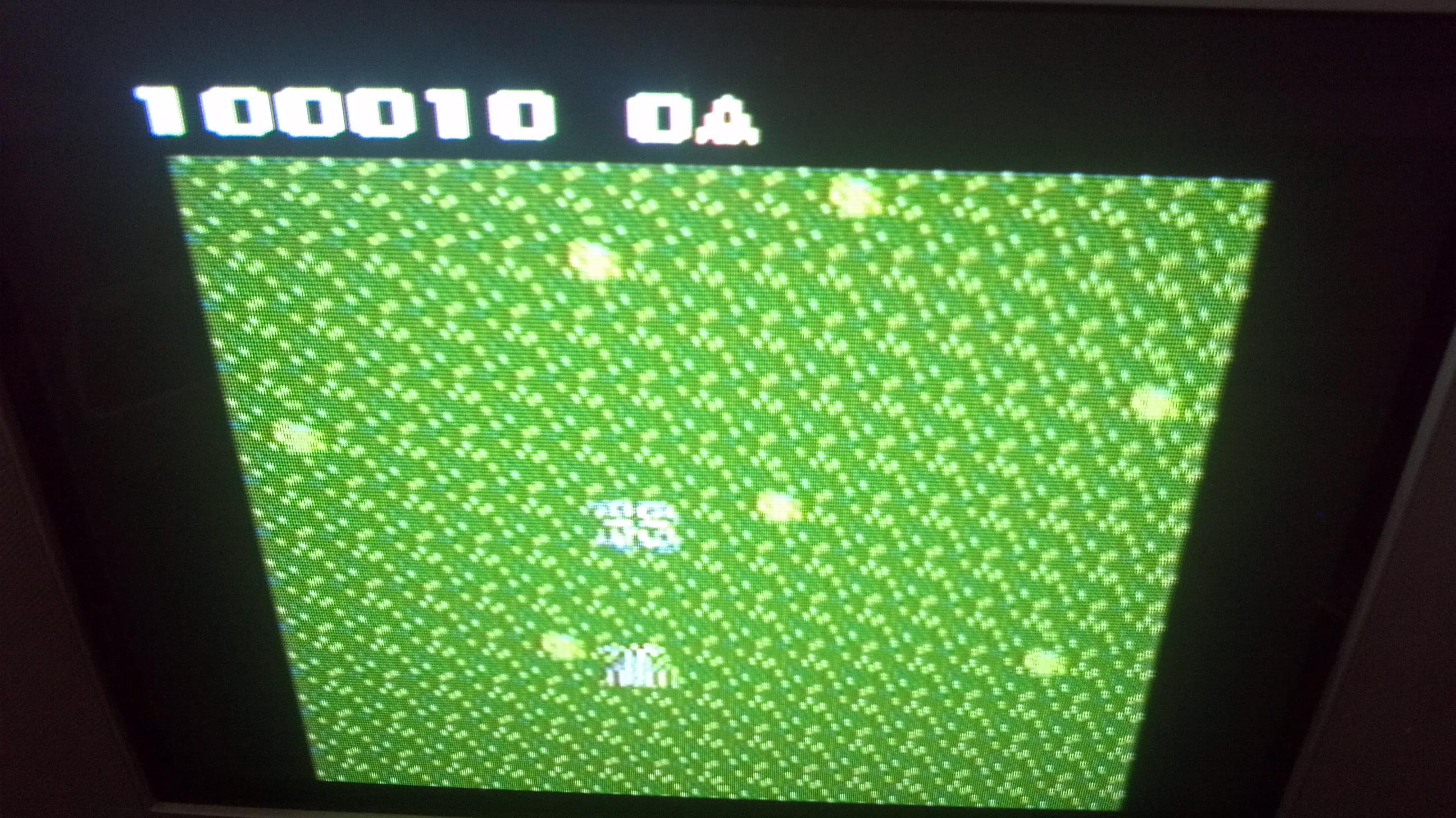 Liduario: Xevious: Novice (Atari 7800) 100,010 points on 2014-04-09 08:46:58