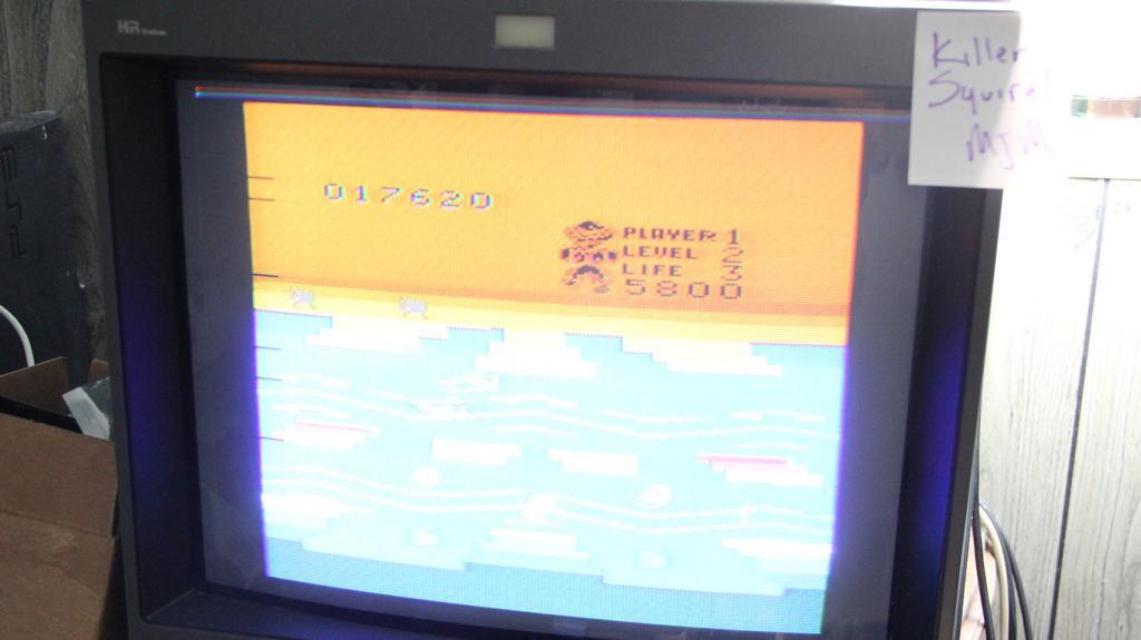killersquirel: Congo Bongo (Atari 2600 Expert/A) 17,620 points on 2013-09-24 15:18:10