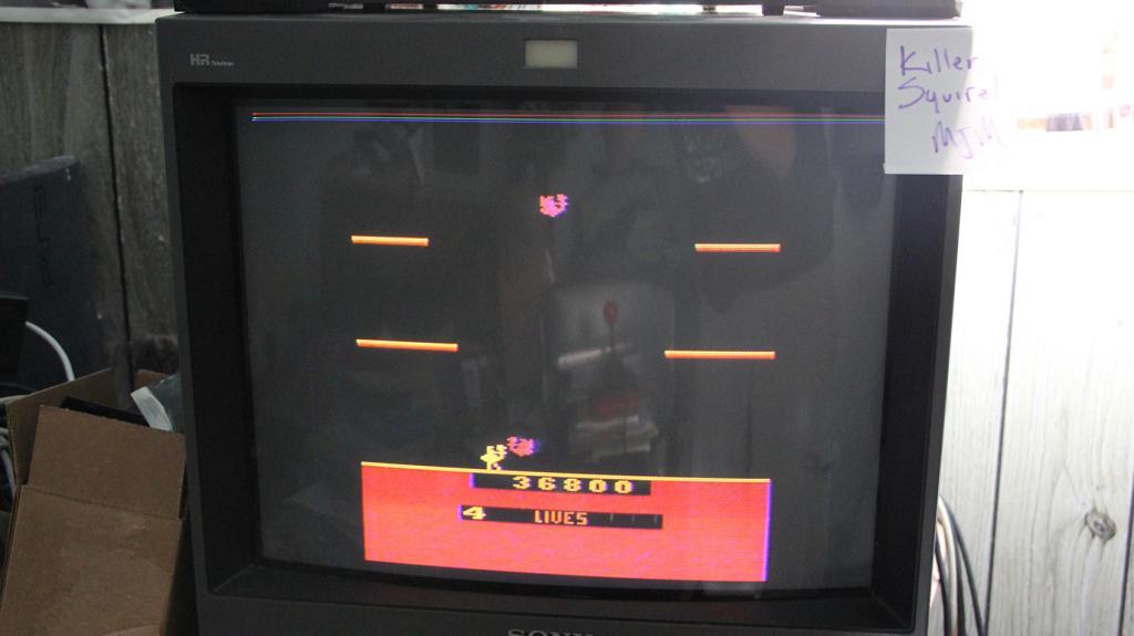 killersquirel: Joust (Atari 2600) 36,800 points on 2013-09-24 15:20:43