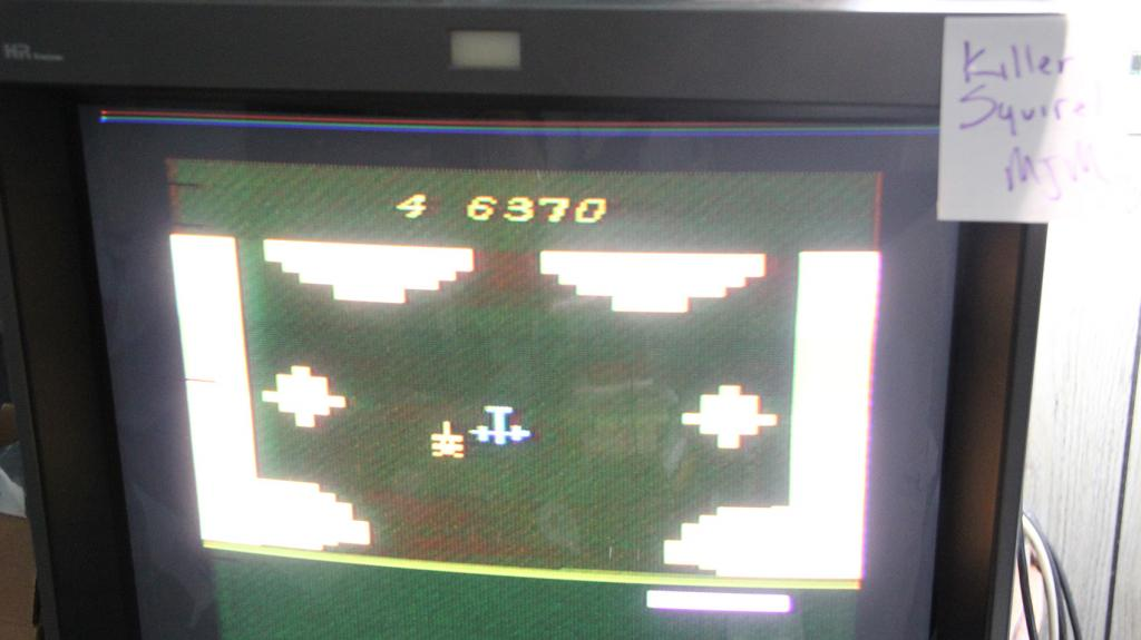 killersquirel: Strategy X (Atari 2600 Expert/A) 6,370 points on 2013-09-24 15:21:49