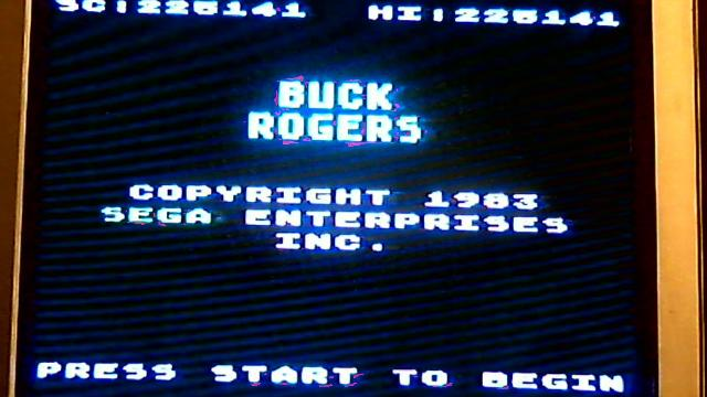 Buck Rogers: Planet of Zoom 225,141 points
