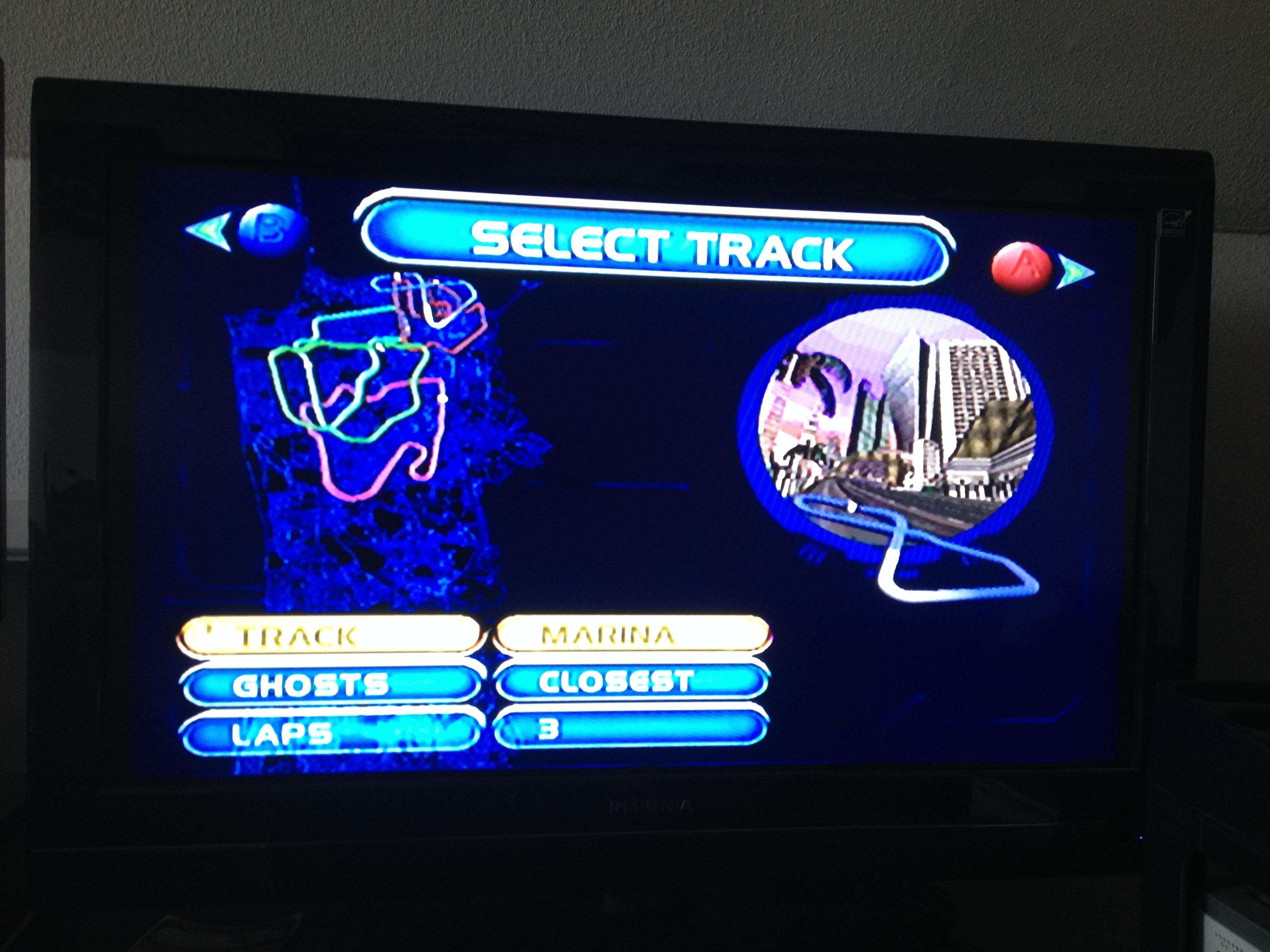 FosterAMF: San Francisco Rush 2049 [Marina] (Dreamcast) 0:02:48.794 points on 2014-04-14 00:00:54
